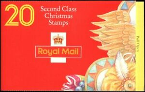 Great Britain #BK858 MNH complete booklet