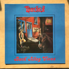 TOUCHED BACK ALLEY VICES LP 1984 - NICE CLEAN COPY UK