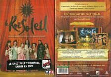 DVD - LE ROI SOLEIL - COMEDIE MUSICALE - CHRISTOPHE MAE, EMMANUEL MOIRE / NEUF
