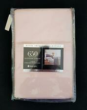 Hotel Premier Collection 650 Thread Count Egyptian Cotton Pillowcases Rose Pink