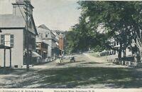 PETERBOROUGH NH – Main Street West Peterboro