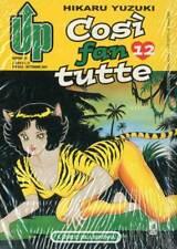 manga STAR COMICS COSI FAN TUTTE numero 12