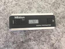 Mitutoyo Digital Protractor Pro 360 950-317 (660)
