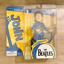 The Beatles John Lennon Saturday Morning Cartoon 2004 McFarlane Toys Figure