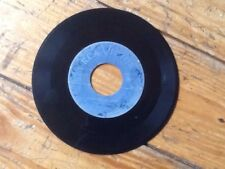 """Elvis Presley """"Heartbreak Hotel/ I Was The One"""" 45 RARE CANADIAN ISSUE"""