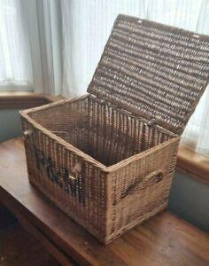 Fortnum and Mason Vintage Picnic Hamper Basket