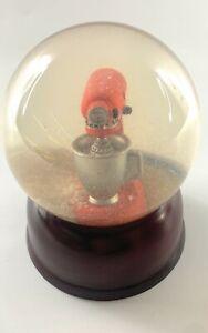 KitchenAid Mixer Snow Globe with Wood Base 2001