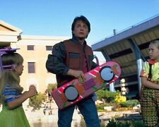 """MICHAEL J FOX back to the future II MARTY McFLY 8""""x10"""" Glossy Photograph 2"""