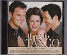 Three To Tango - Soundtrack - CD (Warner Sunset)