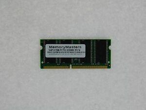 512mb Brother Laser Printer HL-3040 HL-3040CN PC133 RAM Memory