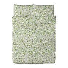 New Ikea GRÖNKULLA Duvet cover and pillowcase(s) -Queen