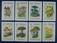 Grenada 1994 Pilze Funghi Mushrooms 2728-2735 Postfrisch MNH