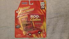 Johnny Lightning Rod & Custom 1937 Ford Coupe, #2 1:64 scale