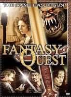 Fantasy Quest (DVD, 2004, All Region)