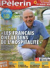 Pèlerin MAGAZINE N°6610 bernard ollivier    2009