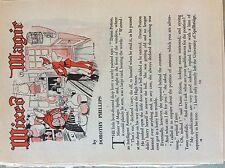 M17b ephemera 1940s short story mixed magic dorothy phillips