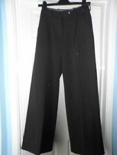 Polyester Tall Tailored 32L Trousers for Women