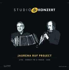 JAURENA RUF PROJECT - Studio Konzert (180g)    LP