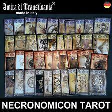 necronomicon tarotkarten tarot karten spielkarten tarotdeck orakel moll arcana