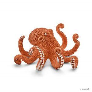 NEW SCHLEICH 14768 Octopus - Sea Ocean Animals RETIRED