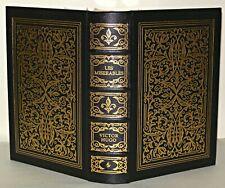 Victor Hugo - Les Miserables, HB, Easton Press, Special Ed, 2004 Leather