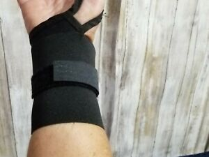 Wrist Wraps With Thumb Loop High Elastic Wrist Support Gym Fitness NEW