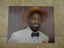 Andre 3000 Benjamin Outkast B&W 8x10 Photo Music Promo