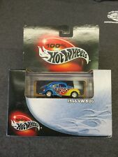 MINT Hot Wheels 100% Black Box Limited Edition1966 VW Bug Real Riders 2000