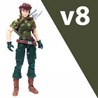 2009 Hasbro GI Joe 25th Anniversary 5-Pack LADY JAYE v8 Action Figure | Free S&H