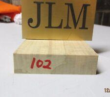 Quarter Sawn Sycamore Lumber Yo-yo Blank #102