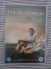 The Blind Side:Sandra Bullock.Quinton Aaron,Kathy Bates [ Drama DVD,2010)