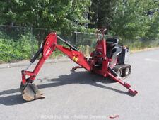 Toro Dingo Mini Excavator Hydraulic  Backhoe Attachment  Skid Steer Accessory