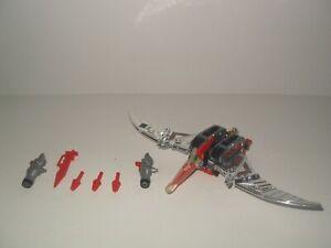 transformers g1 original vintage dinobot swoop 100% complete