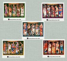 1996 Futera NBL (Australia Basketball) Card Dream Team  Subset Full Set (5 card)