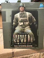 DID Schmeling WWII German Fallschirmjager D80146 Box Fig 1/6 Action Figure Toys