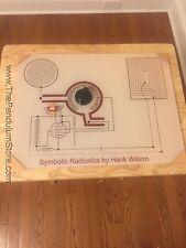 Acrylic Symbolic Hieronymus Machine, Radionics Machine