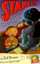 Stanley and the Magic Lamp (Flat Stanley),Jeff Brown, Jon Mitchell