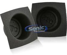 "The Install Bay VXT62 XTC 6-1/2"" Shallow Foam Car Stereo Speaker Baffles"