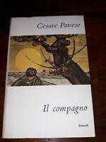 Cesare Pavese il compagno Einaudi 1954 prima ristampa