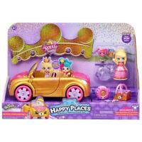 SHOPKINS HAPPY PLACES ROYAL TRENDS CONVERTIBLE PLAY SET TOY