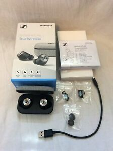 Sennheiser Momentum True Wireless Earbuds Bluetooth In-Ear Headphones #508524