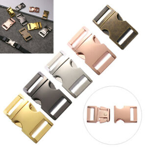 Hardware Part Side Release Buckles Backpack Bags Accessories Pets Collar