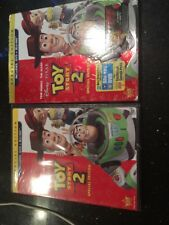 Toy Story 2 Two-Disc Blu-ray/DVD Combo DVD Packaging Slip new factory sealed