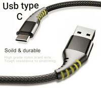 Usb Type C cable, Premium Quality, Fast charge,Free Return ,12 Months Warranty🙂