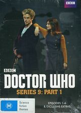 Doctor Who - Series Season 9 Part 1 (2 DVDs) - Region 4 - Brand New