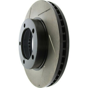 Disc Brake Rotor-Rear Disc Front Right Stoptech 126.66031SR