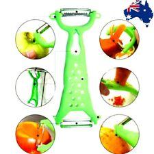 Kitchen Tools Helper Vegetable Fruit Peeler Parer Julienne Cutter Slicer