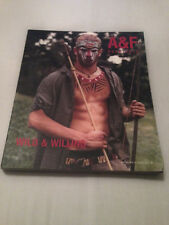 ABERCROMBIE & FITCH A&F SPRING 2000 QUARTERLY CATALOGUE CATALOG FASHION MAGAZINE
