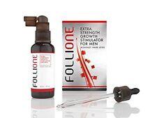 Regrow Hair with FolliOne Extra Strength Growth Stimulator for Men: Safe Alterna