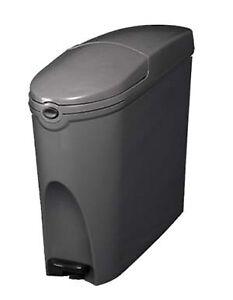 Hygiene Sanitary Bin 20 Litre Grey